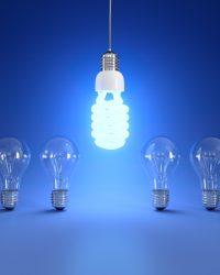 Икономично осветление