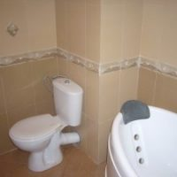 Монтаж на вана и тоалетна